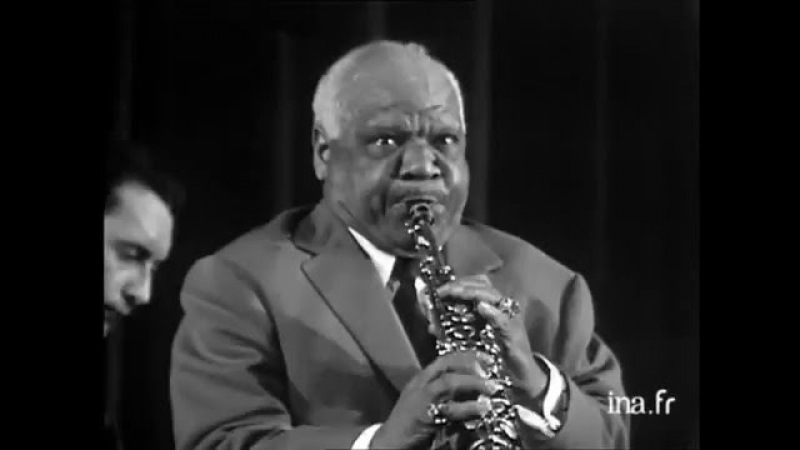 « Ive Found a New Baby » par Sidney Bechet (1958)