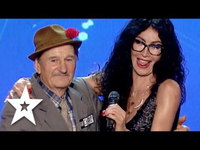Everybody LOVES Him! | Auditions Week 4 | Românii au talent