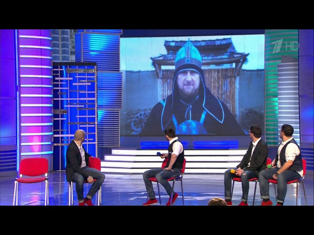 КВН Сборная Чечни 2014 Высшая лига Первая 1 2 Приветствие