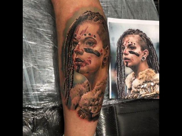 Pakras tattoo video
