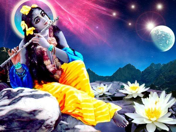 Поздравление кришнаита с днем рождения