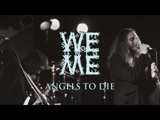 WOE UNTO ME - Angels To Die (Official Video) Death Doom Metal