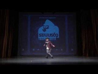 Балихин Федя - Best Dance solo show   status 69