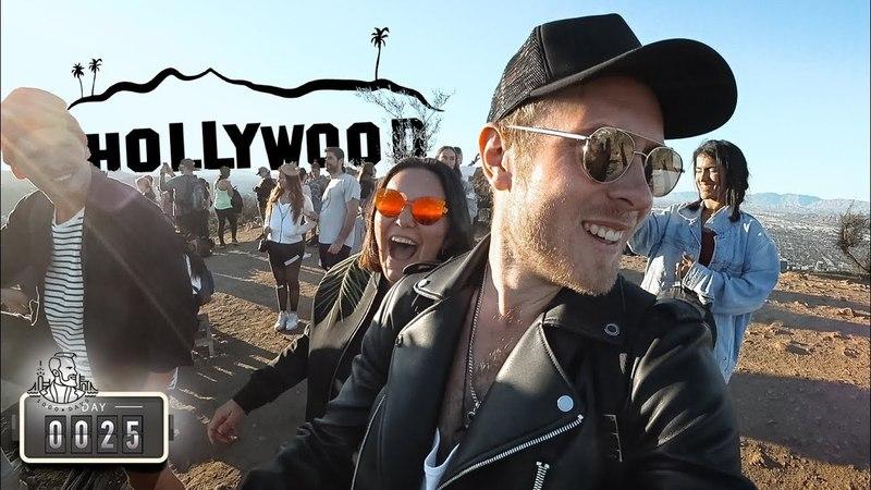 Day 25 29 Джем рокер Мусоша Голливудские Холмы