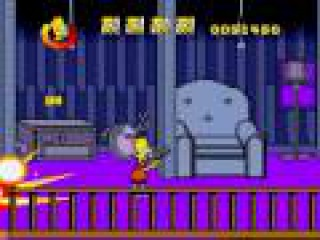 SNES Longplay [014] The Simpsons: Bart's Nightmare