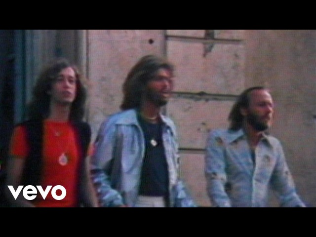 Bee Gees Stayin' Alive Official Music Video