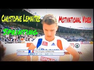 Christophe Lemaitre - Motivational Video - Against The Odds
