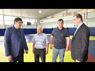 Рустем Ниметуллаев избран почетным президентом Федерации спортивной борьбы го ...