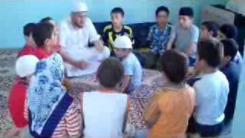 Islamnur takva ehli tek menber muttaki dersa zarokan hışkol