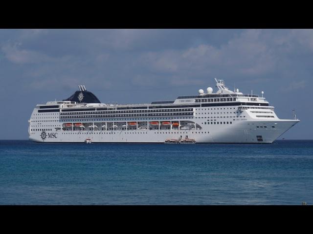 MSC Opera Cruise Aptil 5 12 2016 Day 5 Cayman islands
