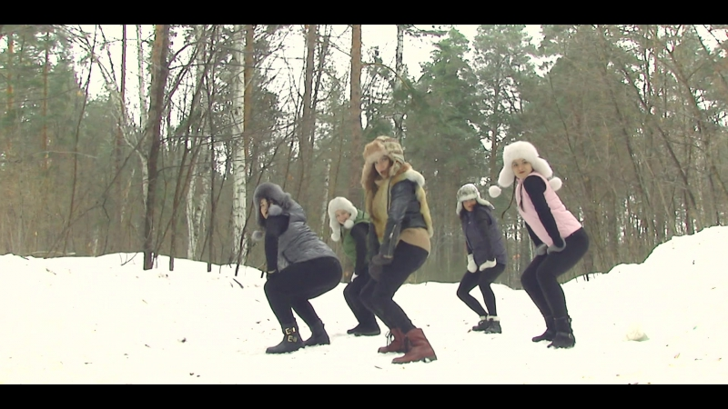 Demarco - Backaz (Choreography by Frannka feat Fit-Club Pantera)