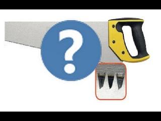 Как заточить пилу быстро? How to sharpen the saw quickly?