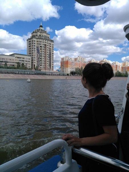 Настасья Сундеева, Шымкент, Казахстан