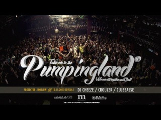 Pumpingland Live Video - Protector Uniejów vol 1 [DJ CHEEZE, CROUZER, CLUBBASSE]