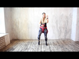 Rude Gyal Swing - Dee Buzz ( Dance Fitness Choreography , Zumba )
