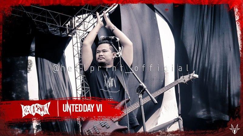 Klandestin Live @ Hellprint United Day VI