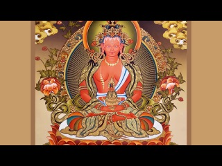 Amitabha Buddha Long Mantra - Buddhist Music Remove Negative Energy