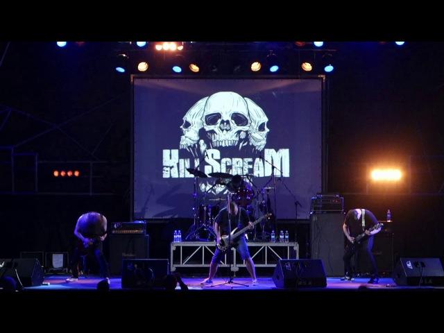 KillScream - 4 Sides (Live at Bingo club, Kiev, 09.02.2018)