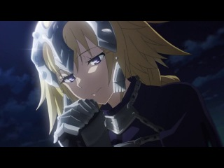 Fate/Apocrypha Opening 2 [60FPS]