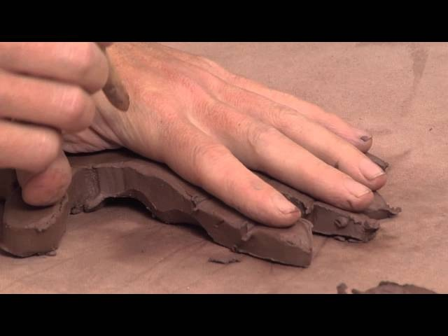 Sketching in Space How to Get a Quick Start on Sculpting the Hand - MELISA CADELL
