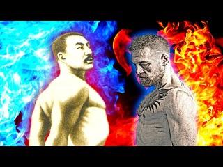 КОНОР МАКГРЕГОР VS ҚАЖЫМҰҚАН | CONOR MCGREGOR VS KAZHYMUKAN