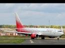(fsx) Полёт по ППП из Ульяновска в Саранск.
