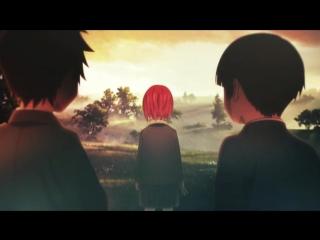 Music: ECHOS - Save You ★[AMV Anime Клипы]★\ Mahoutsukai no Yome \ Невеста чародея \