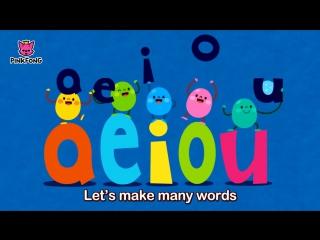 Bag Beg Big Bog Bug   Super Phonics   Pinkfong Songs for Children