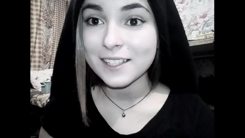 Кристишка стесняется продавцов kristishka video