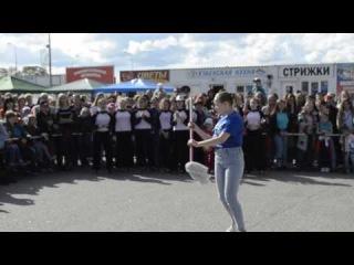 Танцевальный батл в День молодежи. г. Соликамск - 5