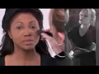 Уроки красоты: 40 Athena Коррекция формы лица