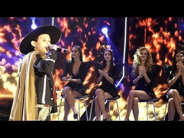"""Carlos Milanesi cantó La Malagueña"""" de Elpidio Ramírez y generó una gran emoción en el estudio"""