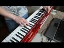 Behringer UMX-610. Pendulum - Voodoo people (The Prodigy remix)