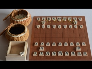 Заседание J-cafe: японская игра Сёги 将棋 (г.)