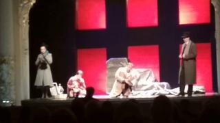 """Мадам Баттерфляй""""  в Санктъ-Петербургъ опера. Второй акт, Вторая часть."""