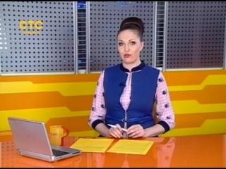 Репортаж с высадки  телеканал СТС