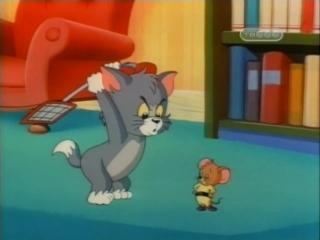 Том и Джерри в детстве - 04 серия. Bat Mouse  Puss n Pups  Outer Space Rover