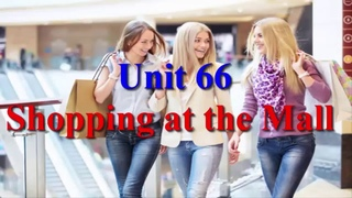 Unit 66 Shopping at the Mall | Learn English via Listening Level 4