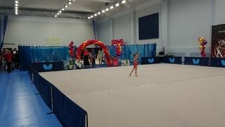 Закирова Алия, 2013г.р. Татарстан, г.Нурлат, Открытый Турнир по ХГ в Москве *Cristmas&Sports