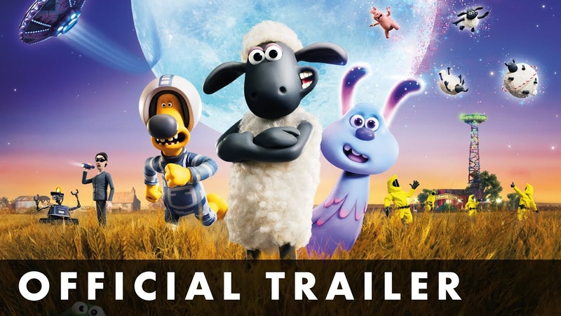 A SHAUN THE SHEEP THE MOVIE FARMAGEDDON - Official Trailer 2 - From Aardman Animations