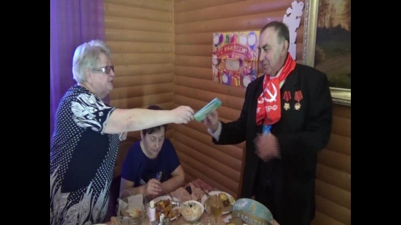 Татьяна с поздравлениями Н.И. 01.05.2017г