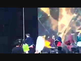 fancam 190119 NCT DREAM GO @ SMTOWN in Chile D-1