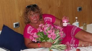 Тунис. Рalmyra aqua park как мы поздравили бабушку с днем рождения !!!