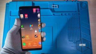 Как разобрать и собрать Samsung Galaxy Note 8?