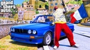 РЕАЛЬНЫЕ ПАЦАНЫ В GTA 5 - УЛЕТЕЛ ВО ФРАНЦИЮ НА ВЫХОДНЫЕ! ВЗЯЛ BMW КАБРИОЛЕТ С СОБОЙ! ⚡ ГАРВИН