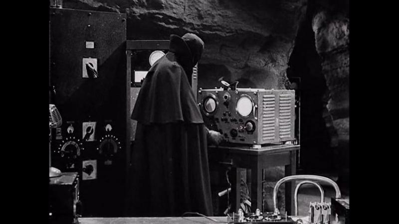 Бэтмен и Робин 2 серия Фантастика Боевик 1949