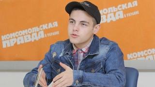 "Суперфиналист шоу ""Х-фактор 9"" Дмитрий Волканов"