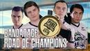 Road Of Champions | BandaTage | PlayerUnknown's Battlegrounds