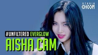 [UNFILTERED CAM] EVERGLOW AISHA(에버글로우 아샤) 'DUN DUN' 5K | BE ORIGINAL