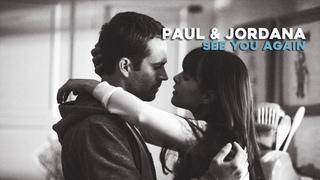Paul Walker & Jordana Brewster   See YOU Again